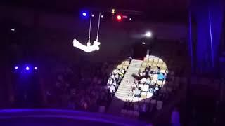 «Легенда» Тамерлана Нугзарова в Кировском цирке