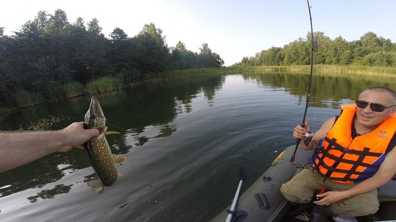 Рыбалка на озеро иртяш