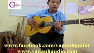 #11 Dieu rap - Bài giảng guitar Văn Anh