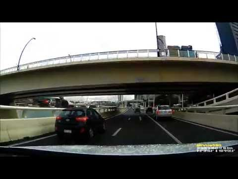 Brisbane River Express Driving-Brisbane Australia 澳大利亚 布里斯班