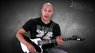 """To The Fallen Hero"" Guitar Lesson By Doc Coyle Of God Forbid"