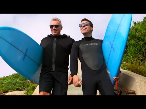Joe Montana in Bay Area or Bust - Chapter 3 - Surfin