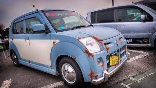 NISSAN PINO Custom アルト姉妹車