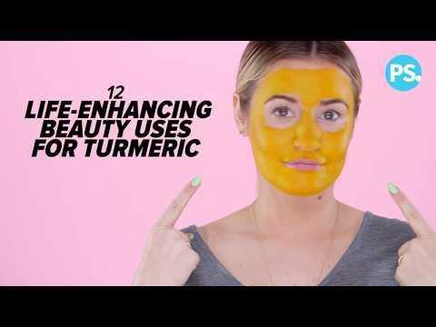 12 Reasons Turmeric is a Genius Beauty Ingredient