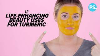 12 Reasons Turmeric is a Genius Beauty Ingredient