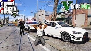 GTA V : Roleplay - สามหนุ่มแก๊งโจรสุดฮ่าป่วนตำรวจสุดมันในเซิฟ Roleplay RAP'TUM #2