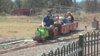 Heath visits The Train Shed