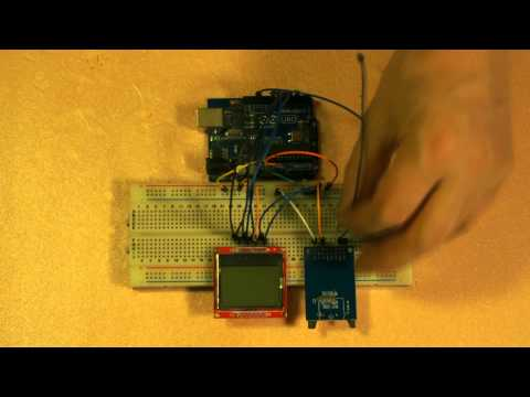 Arduino rc car over wifi control with android mobile