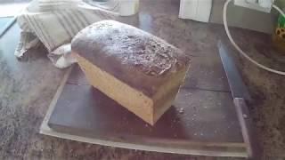 Как испечь хлеб в печи. Рецепт