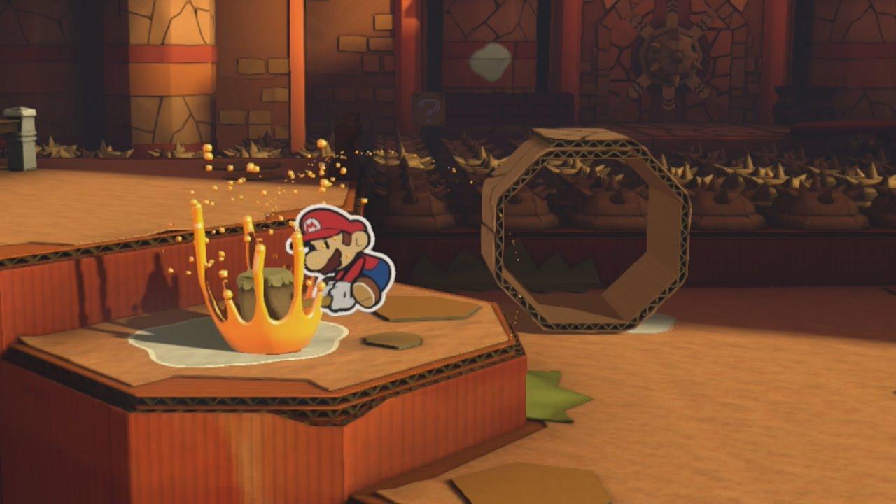Kiwano Temple (100% Colorization Guide) - Paper Mario: Color ...