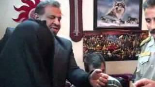 طبيب عراقي وهمي يكشفه مفتش عام وزارة الصحة د عادل محسن عبد الله