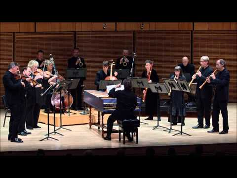 Academy of Ancient Music - Bach Orchestral Suites - Carnegie Hall 2014