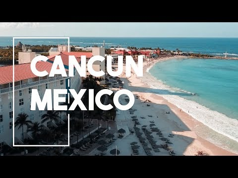 An Amazing Weekend In CANCUN MEXICO (Best Place)2017