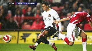 Cristiano Ronaldo vs Charlton Away 06-07 (English Commentary) by Hristow