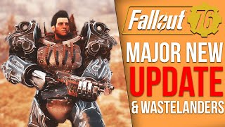 Fallout 76 News - Major Update Tomorrow, Fallout 4 Character in Wastelanders?, Utility Items