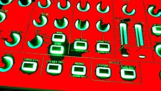 Exploring The SH-101 Plug-Out Roland Aira System-1