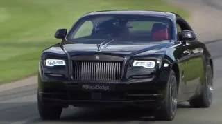 Goodwood Festival of Speed 2016: An electrifying performance from Wraith Black Badge