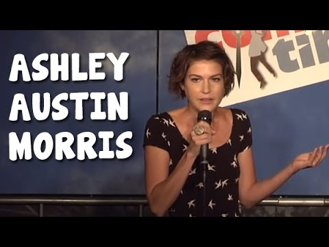 Quicklaffs  Ashley Austin Morris Stand Up Comedy