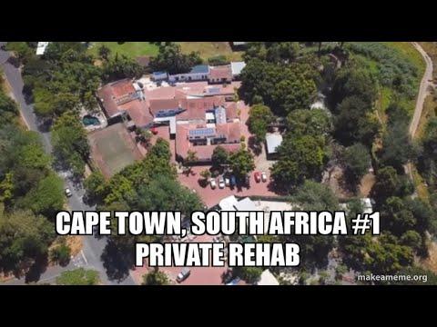 Cape Town Rehab - #1 Award Winning Rehab, Cape Town, South Africa