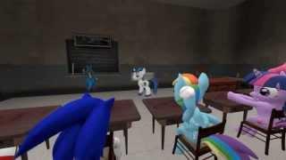[SFM] Shining Armor's Classroom