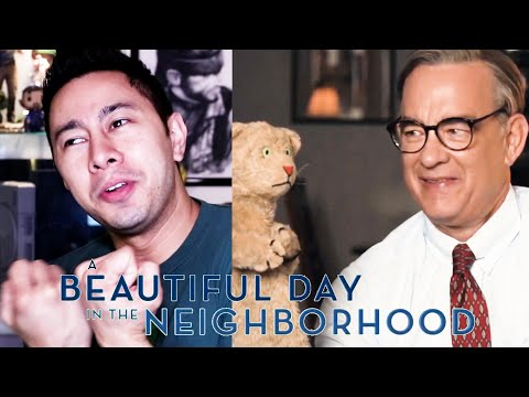 A BEAUTIFUL DAY IN THE NEIGHBORHOOD | Tom Hanks | Trailer Reaction!