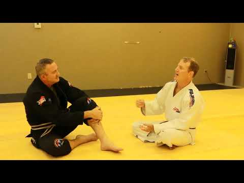 Mat Chat with Alex - Coaching the Bow and Arrow Choke (part 2 of 2)
