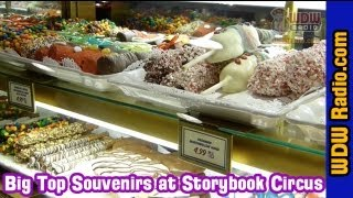 Big Top Souvenirs and Treats at Storybook Circus in Walt Disney World