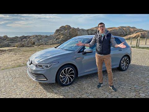 НОВЫЙ ГОЛЬФ! ГРУСТЬ И ТОСКА. Тест-драйв и обзор Volkswagen Golf VIII 2020