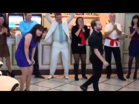 пьяные свидетели на свадьбе - YouTube