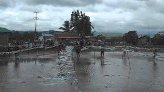 """Running Sa Tubigan "" Barangay Sta. Maria , Mansalay Oriental Mindoro : PAlayan Festival"""
