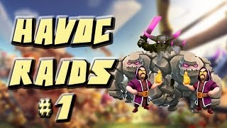 Clash Of Clans | HaVoC Raids Ep.1 - Gowipe To Masters + Series Introduction