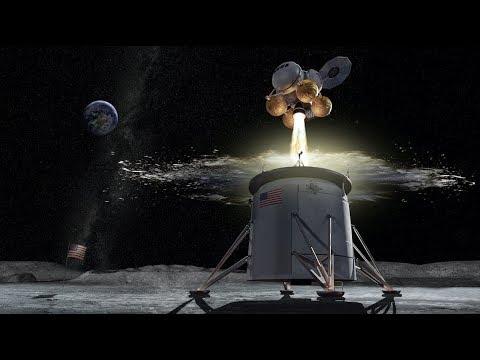 Seeking Landers to Return Humans to the Moon on This Week @NASA  July 26, 2019