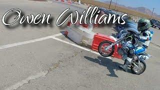Kid Racer Owen Williams