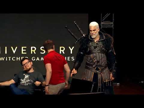 PAX WEST 2017 - Celebrating the 10th Anniversary of The Witcher
