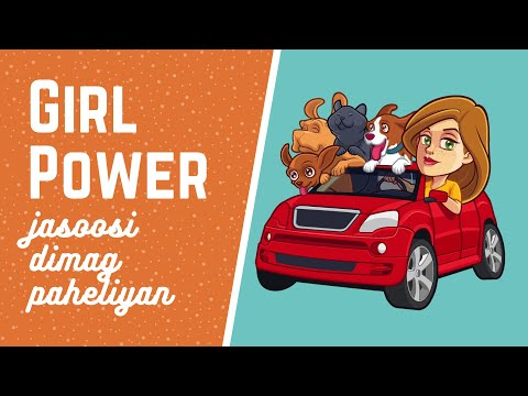 🔍 Girl Power | Jasoosi Dimag Paheliyan | Challenge #1 | Find the Difference Puzzles | Dabung Girl
