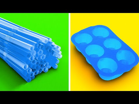 HOW TO RECYCLE OLD PLASTIC