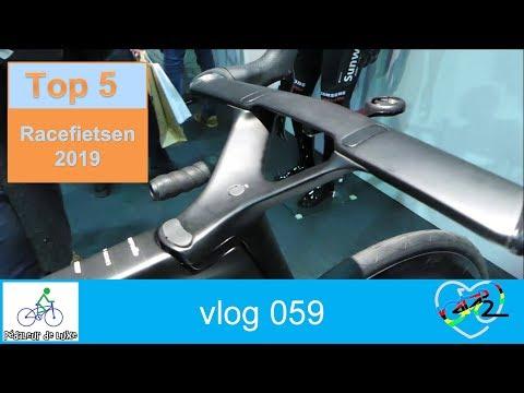 Vlog #59 - Velofollies 2019: De 5 mooiste racefietsen