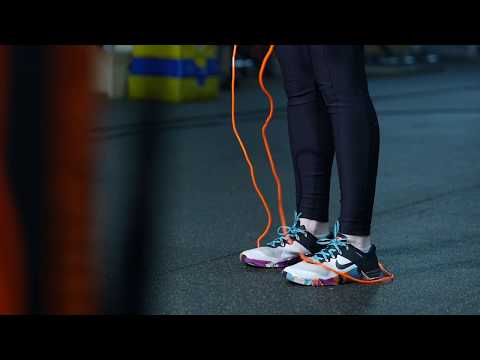 Fitness 29 - Jumping Rope / Free Stock Footage