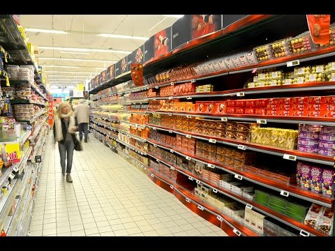 Carrefour chocolate category makeover