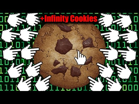 Beating Cookie Clicker