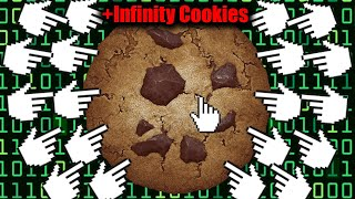 Beating Cookie Clicker with HACKS in 2020