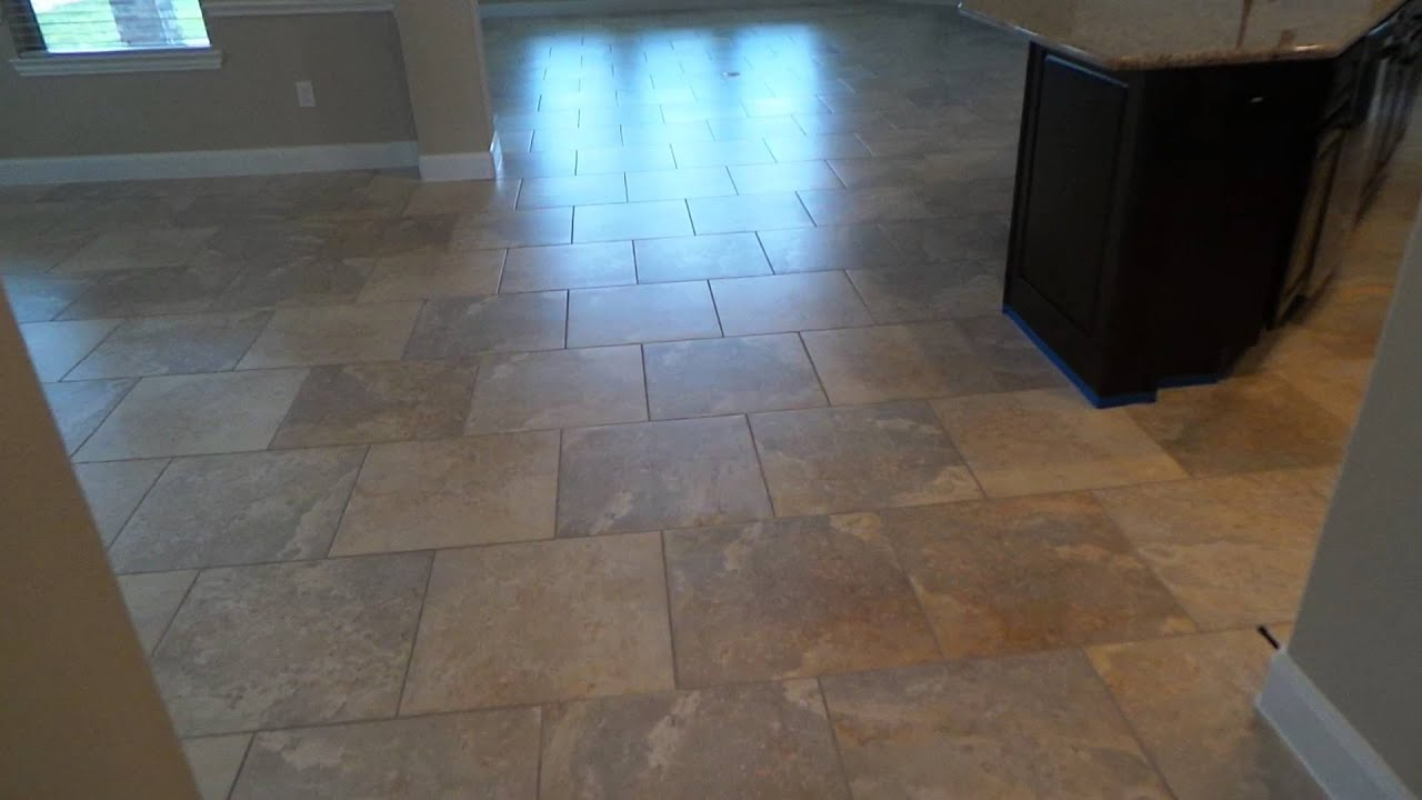 Brick pattern tile installation travertine backsplash for 12x24 tile patterns floor
