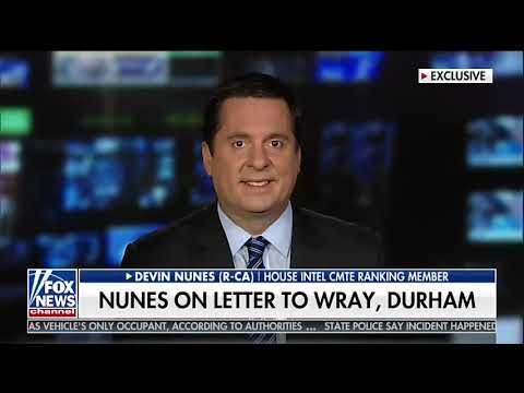 Ranking Member Nunes on immigration reform, Kavalec letter, Twitter lawsuit, and Iran