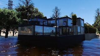 Gta 5 Visite: La plus grande maison du jeu