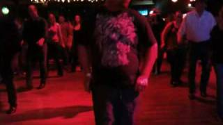 Line Dance at The Barn