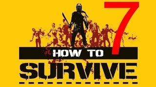 How to survive прохождение часть 7. Как выжить. Углеволоконный лук. Бумеранг сила!! Огненные стрелы.