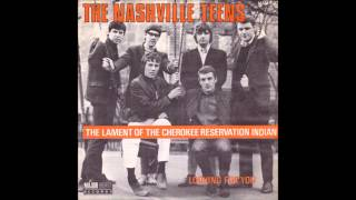the nashville teens the lament of the cherokee reservation indian