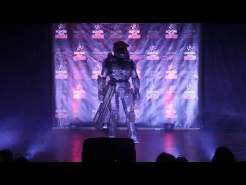 related image - Savoie Retro Games 2016 - Concours Cosplay Samedi - 01 - Halo - Masterchief
