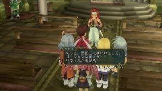 PS3「テイルズ オブ シンフォニア ユニゾナントパック」キャラPV ゼロス