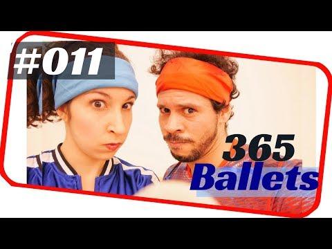 ballet 011- modern ballet -365 Ballets- our ballet choreography.